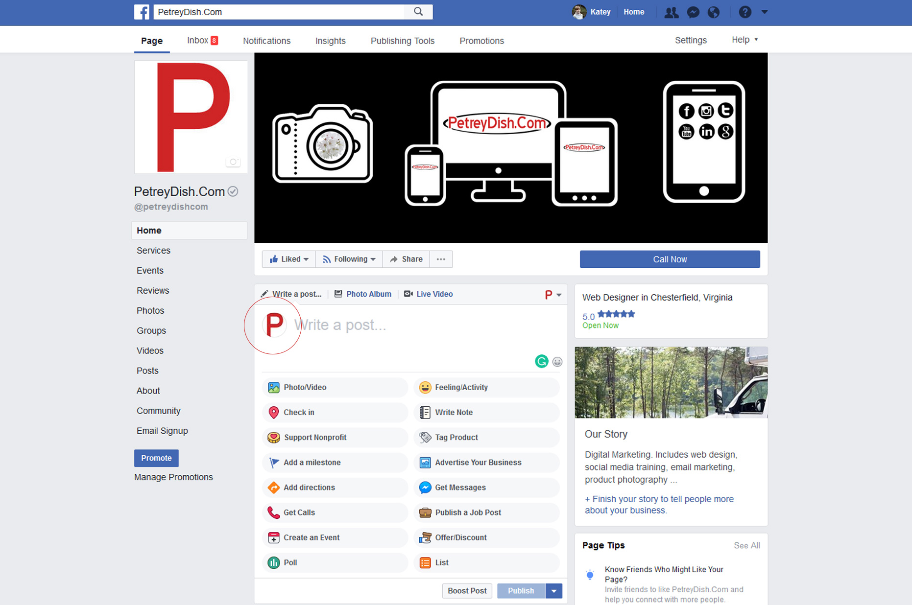 Facebook Business Pages Myths and No-Nos